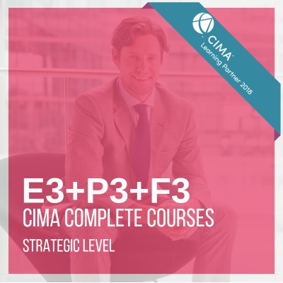 Strategic Level Complete Courses (E3, P3 & F3)